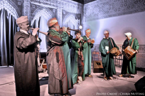 Morocco's First Master Musicians of Jajouka Festival led by Bachir Attar, Your Morocco Tour