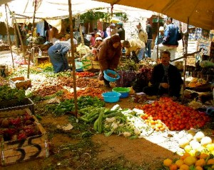 Souks Outside Marrakech, Your Morocco Tour Guide