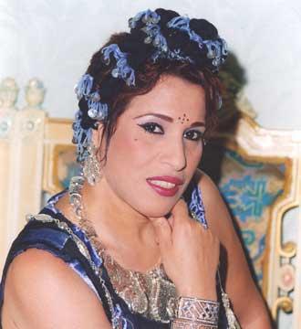 Berber Moroccan Singer: Najat Aatabou
