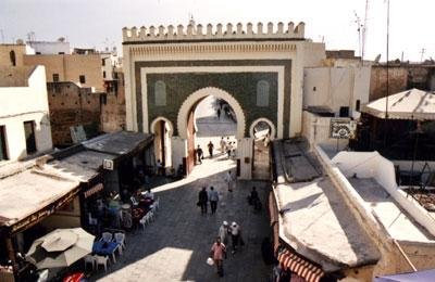 Travel The City Of Fes: Explore The Old Medina, Tour The Souks & Discover Morocco's Ancient Architecture