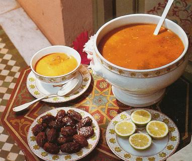 Harira – The Traditional Moroccan Soup