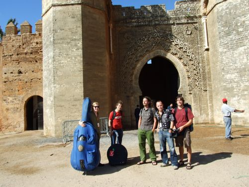 Travel to Rabat's 14th Jazz Au Chella Jazz Festival – A Moroccan Celebration