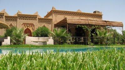 Sawadi Eco Lodge Skoura