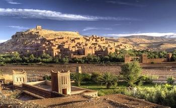 Ait Benhaddou Kasbah, Southern Morocco Region