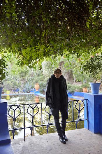 Steven di Renza, Morocco Tastemaker & Creative Director Retail Jardin Majorelle