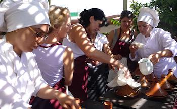 Women's Cooking Class
