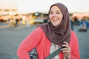 Amanda Ponzio-Mouttaki, Morocco Tastemaker & Maroc Mama Travel Writer