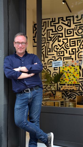 Martin Raffone, Morocco Tastemaker & Interior Designer
