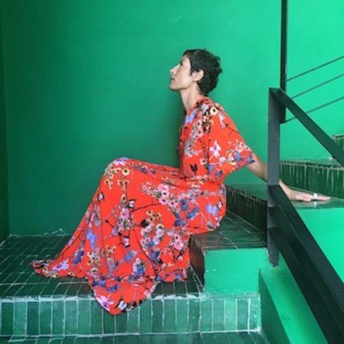 Norya Aryon, Morocco Tastemaker & Marrakech Fashion Designer