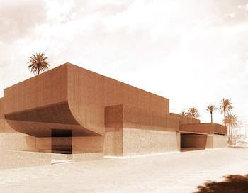 Yves Saint Laurent Museum To Open in Marrakech
