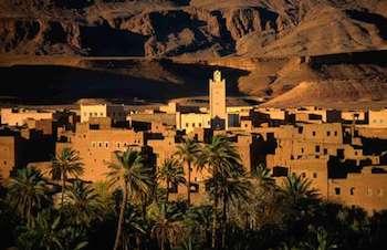 Tinerhir, Berber Jewish Morocco