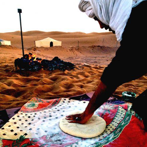Bread and Morocco: A Love Affair
