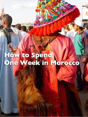 Djemaa El Fna Square, Marrakech Waterman