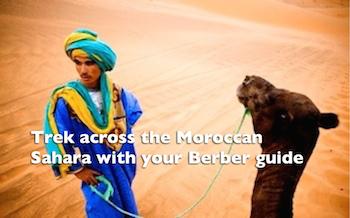 Moroccan Sahara Desert, Berber Guide