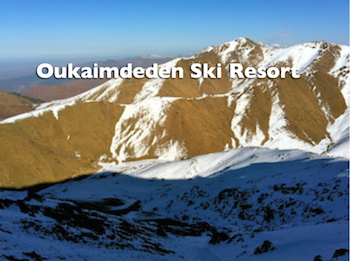 Oukaimden Ski Region