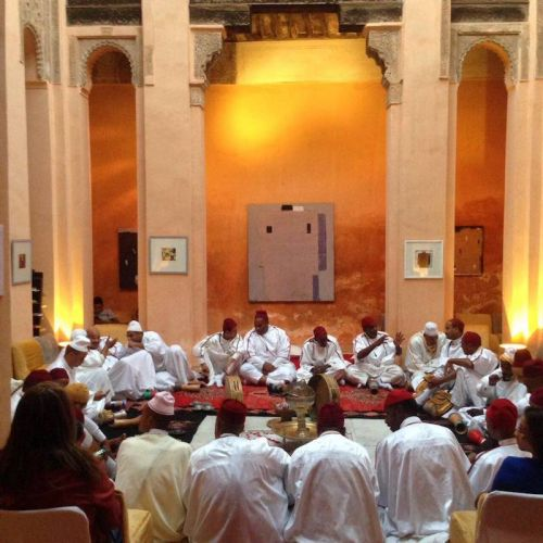 Dar Cherifa in Marrakech Celebrates Ashura