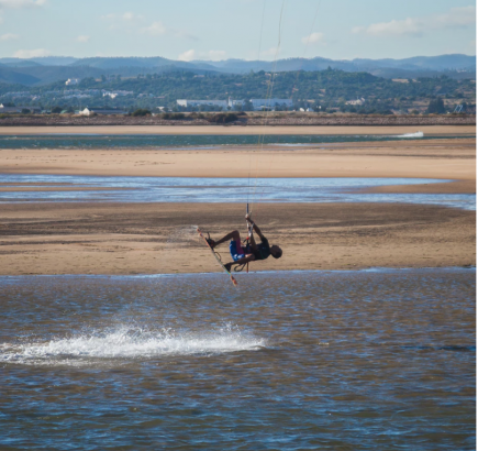 Morocco Sweeps Awards At Africa's First Kite Boarding Competition