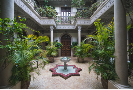 Marrakech-Is- A-House-Buyer's-Market-Riad-Sells-for-$3.4-million-in-UNESCO-Medina