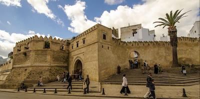 The 7 Gates of Tétouan, Morocco