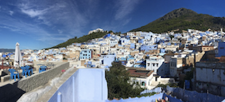 How to Spend a Day in the Blue Pearl of Chefchaouen