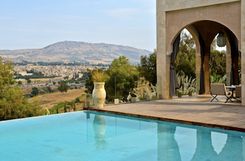 Top 5 Places to Swim & Lunch in Fes