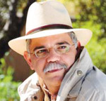 Abderrazzak Benchaabane Ethnobotanist & Marrakech Garden Designer, Your Morocco Travel Guide